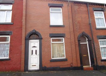 Thumbnail 2 bed terraced house for sale in 125 Ward Street, Royton, Oldham