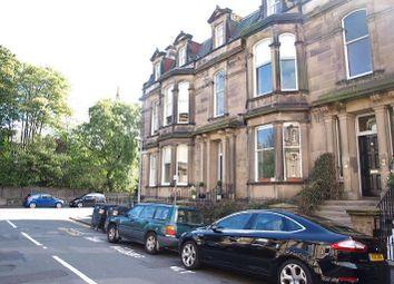 Thumbnail 2 bed flat for sale in Blantyre Terrace, Edinburgh