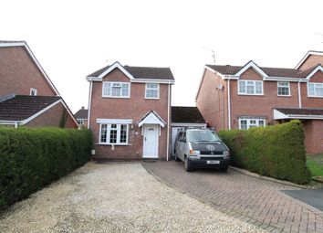 Thumbnail 3 bedroom detached house for sale in Hornbeam Close, Caerleon, Newport