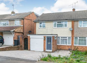 Thumbnail 3 bed semi-detached house for sale in Petworth Drive, Burgess Hill