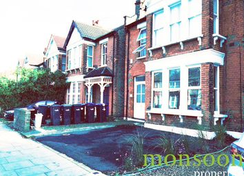 Thumbnail 2 bedroom flat to rent in Brownlow Road, London