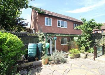 Thumbnail 3 bed semi-detached house to rent in Yarlington Mill, Belmont, Hereford