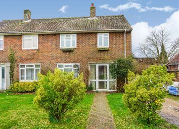 Thumbnail 3 bed semi-detached house for sale in St. Francis Crescent, Salisbury