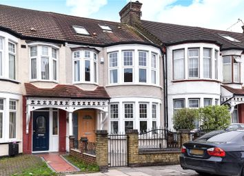 Thumbnail 4 bed terraced house for sale in Hazelwood Lane, Palmers Green, London
