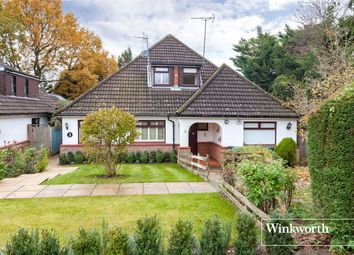 Thumbnail 3 bed detached bungalow to rent in Maya Road, London