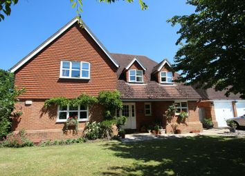 Thumbnail 4 bed detached house for sale in Thistledown Vale, The Drive, Ifold