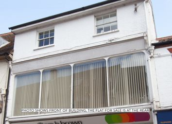 Thumbnail 2 bed flat for sale in Church Street, Woodbridge