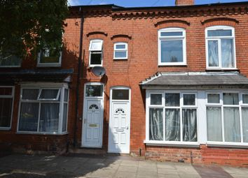 Thumbnail 4 bedroom terraced house to rent in Kitchener Road, Selly Park, Birmingham