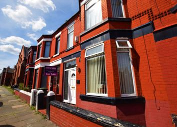 Thumbnail 3 bed terraced house for sale in Tatton Road, Birkenhead