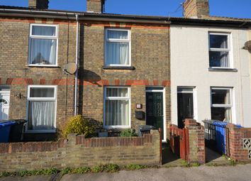 Thumbnail 3 bed terraced house to rent in Morton Road, Pakefield, Lowestoft, Suffolk