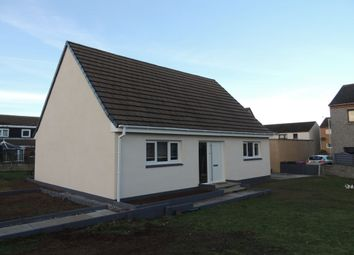 Thumbnail 4 bed bungalow for sale in Springfield Road, Elgin