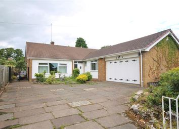 Thumbnail 3 bed detached bungalow for sale in Buckingham Avenue, Widnes