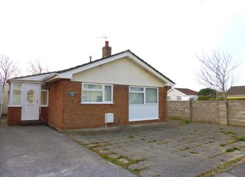 Thumbnail 2 bed detached bungalow for sale in Sandpiper Road, Nottage, Porthcawl
