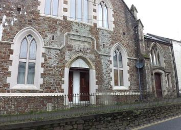 Thumbnail 2 bed flat to rent in Chapel Street, Holsworthy
