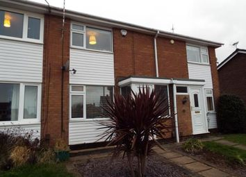 Thumbnail 2 bed terraced house for sale in Dereham Drive, Arnold, Nottingham