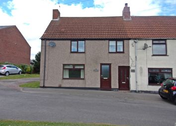 Thumbnail 2 bed terraced house for sale in Front Street North, Trimdon, Trimdon Station