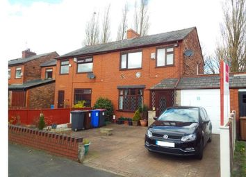 Thumbnail 3 bed semi-detached house for sale in Algernon Road, Worsley, Manchester, Greater Manchester