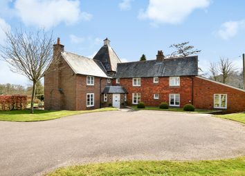 Thumbnail 5 bed detached house for sale in Wheatham Lane, Wheatham, Liss