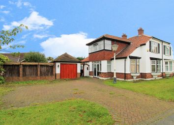 Thumbnail 4 bed semi-detached house for sale in Long Lane, Bexleyheath