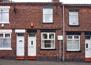 Thumbnail 2 bed terraced house for sale in Holly Place, Heron Cross, Stoke-On-Trent