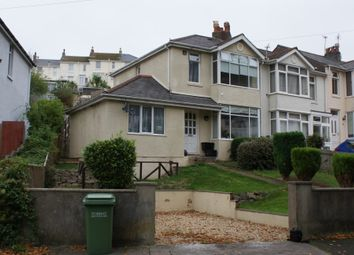 Thumbnail 3 bed end terrace house to rent in Egerton Road, Torquay