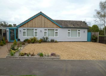 Thumbnail 2 bedroom detached bungalow for sale in St. Edmund Road, Weeting, Brandon