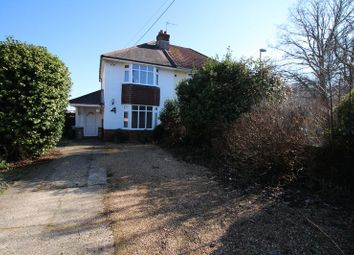 Thumbnail 2 bed semi-detached house for sale in Upper St. Helens Road, Hedge End, Southampton