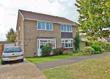 Jersey Close, Stubbington, Fareham PO14. 3 bed semi-detached house