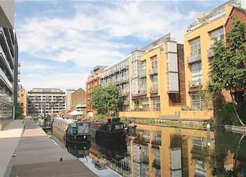 Thumbnail 2 bedroom flat for sale in Benyon Wharf, Kingsland Basin, Shoreditch
