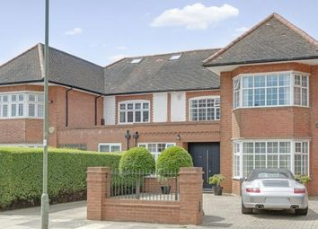 Thumbnail 6 bed semi-detached house for sale in Hocroft Road, The Hocrofts, London