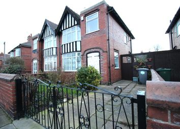 Thumbnail 3 bedroom semi-detached house for sale in Clumber Road, Belle Vue, Doncaster