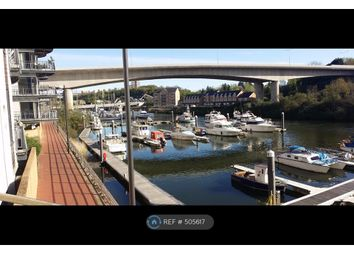 Thumbnail 3 bedroom flat to rent in Victoria Wharf, Cardiff