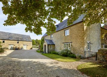 Thumbnail 6 bed equestrian property for sale in Fritwell Road, Fewcott, Bicester, Oxfordshire