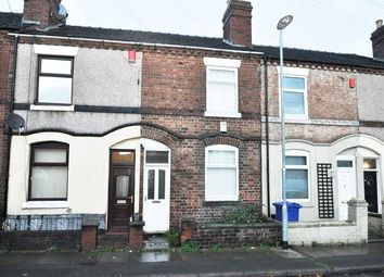 Thumbnail 2 bed terraced house for sale in Nursey Street, Stoke, Stoke-On-Trent, Staffordshire