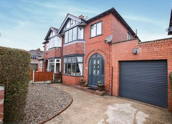 Thumbnail 3 bedroom semi-detached house for sale in Montagu Road, Offerton, Stockport