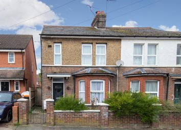 Thumbnail 3 bed semi-detached house for sale in Clifton Road, Dunstable, Bedfordshire