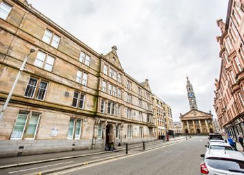 Thumbnail Studio for sale in St Andrews Court, St Andrews Street, Glasgow