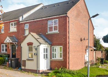 Thumbnail 1 bed terraced house for sale in Wheatridge Road, Belmont, Hereford