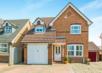 Thumbnail 3 bed detached house for sale in Elm Tree Close, Leeds