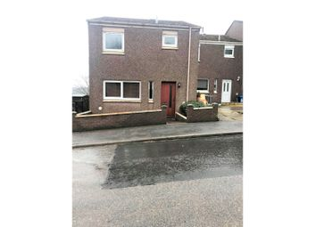 Thumbnail 3 bed end terrace house for sale in Lawers Way, Inverness
