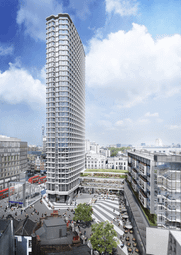 Thumbnail 3 bed flat to rent in 101-103 Centre Point, Fitzrovia, London