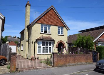 Thumbnail 4 bed detached house for sale in Victoria Road, Alton