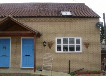 Thumbnail 2 bed semi-detached house to rent in Station Street, Chatteris