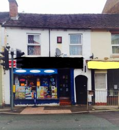 Thumbnail Retail premises for sale in High Street, Wolstanton