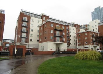 Thumbnail 2 bedroom flat for sale in The Canalside, Gunwharf Quays, Portsmouth