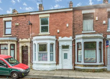 Thumbnail 2 bed terraced house for sale in Harling Road, Preston, Lancashire