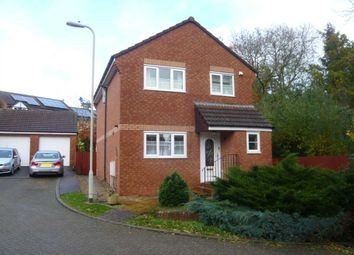 Thumbnail 3 bed detached house for sale in Milton Close, Exmouth