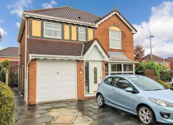 4 bed detached house for sale in Lyme Clough Way, Middleton, Manchester M24