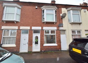 Thumbnail 2 bed terraced house for sale in Houghton Street, Humberstone, Leicester