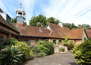 Thumbnail 2 bed terraced house to rent in Coombe Hill Stables, Beverley Lane